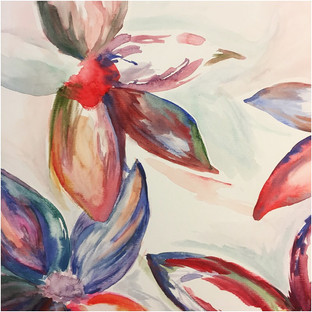 flowers | Watercolors