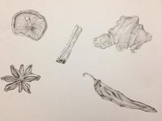 Spices   Pencils