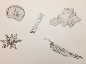 Spices | Pencils