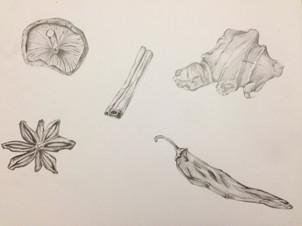 Spices | Pencils