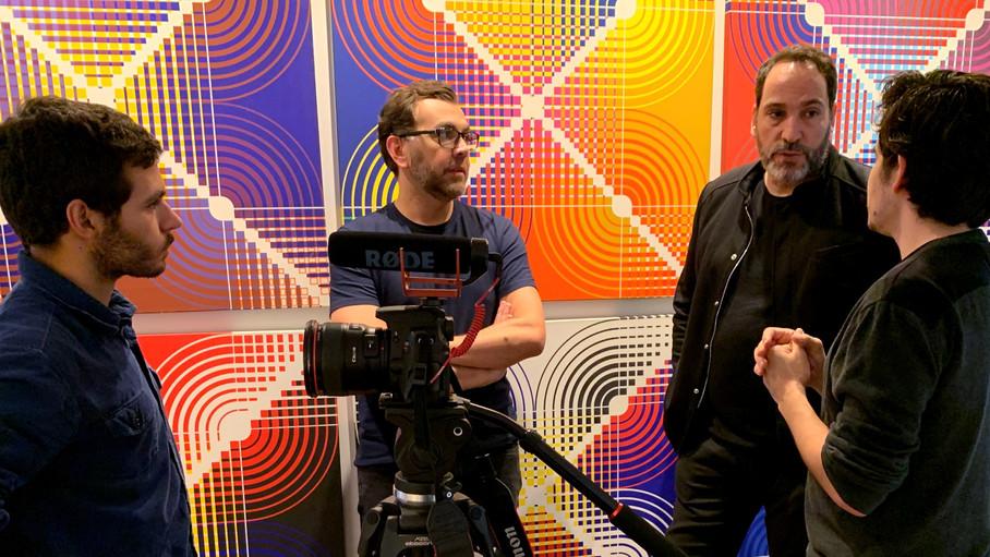 Augusto Custodio produz com exclusividade o primeiro programa IGTV para Casa Vogue