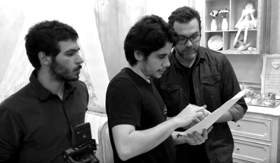 Novo episódio da série de Newton Lima para o IGTV da Casa Vogue
