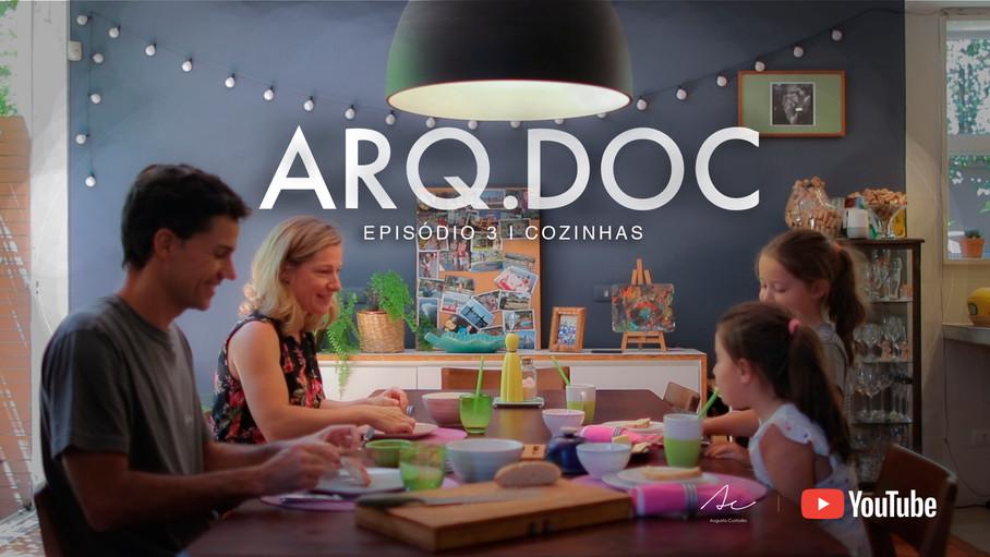 ARQ.DOC consolida-se como a primeira grande série de arquitetura