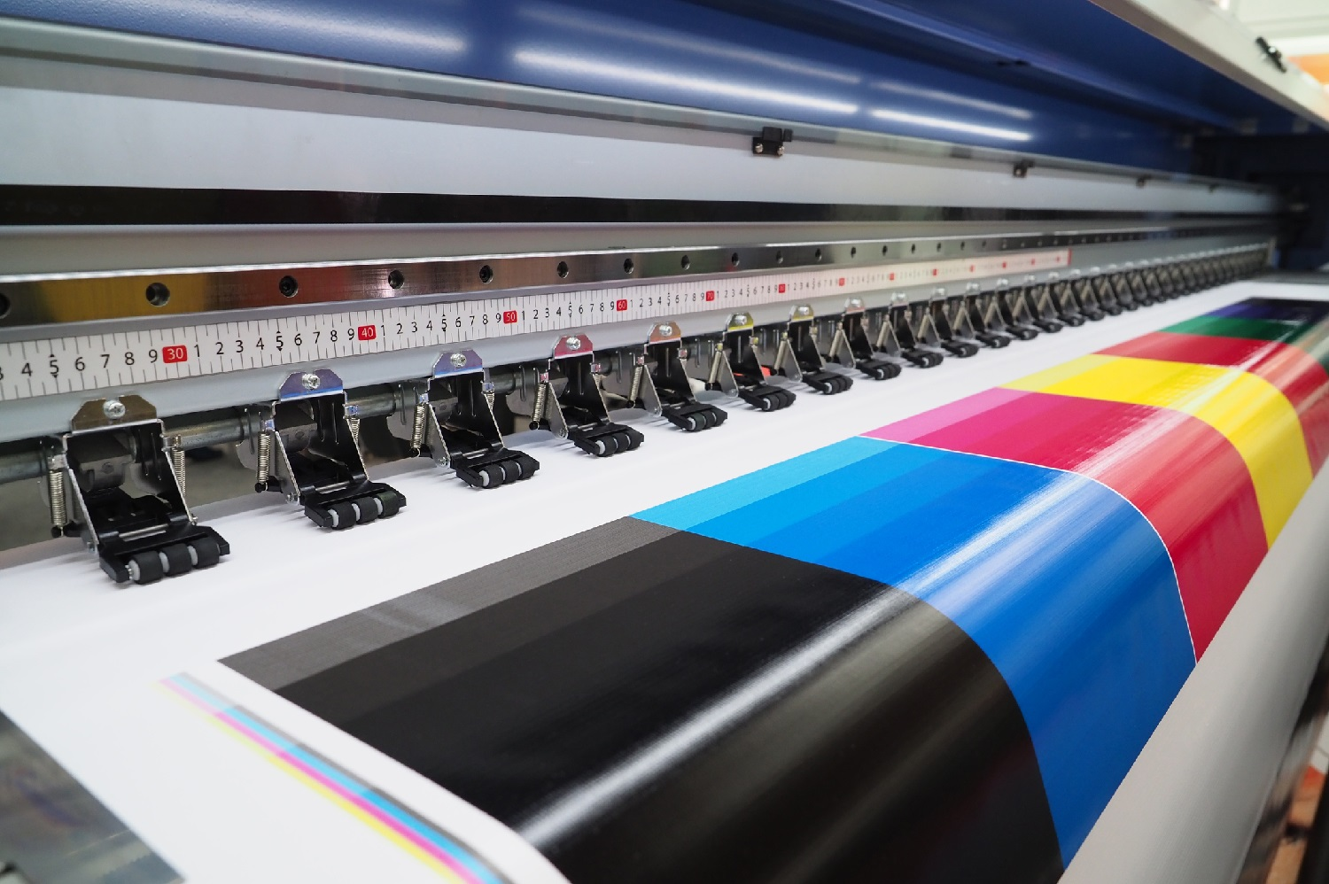Solvent Large Format Printing