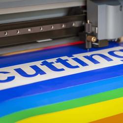 Vinyl Sticker Die-cut Plotting