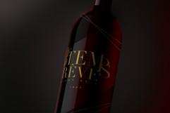 Bouteille de vin Australien Le temps du rêve.jpg