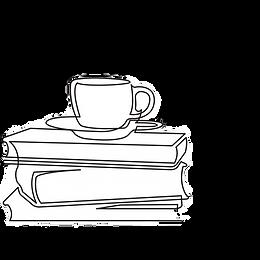 Swedish fika and books