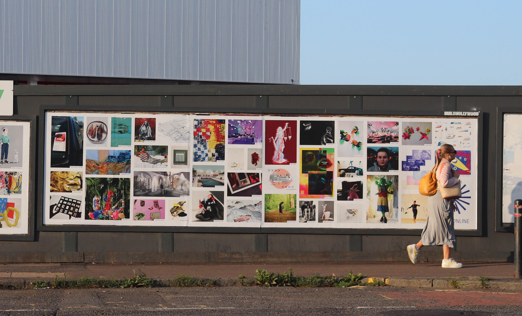 Billboard, Meadowbank