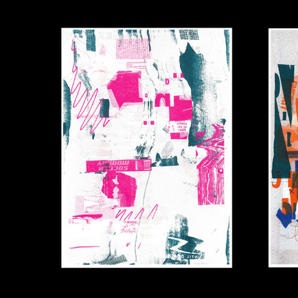 Courtney-Rose Frampton - Graphic Design