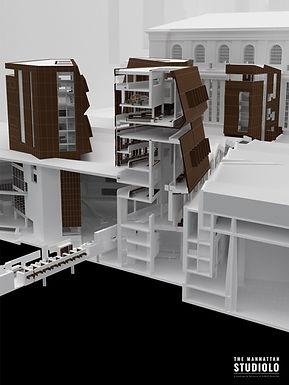 Adam Legge - Architecture MArch
