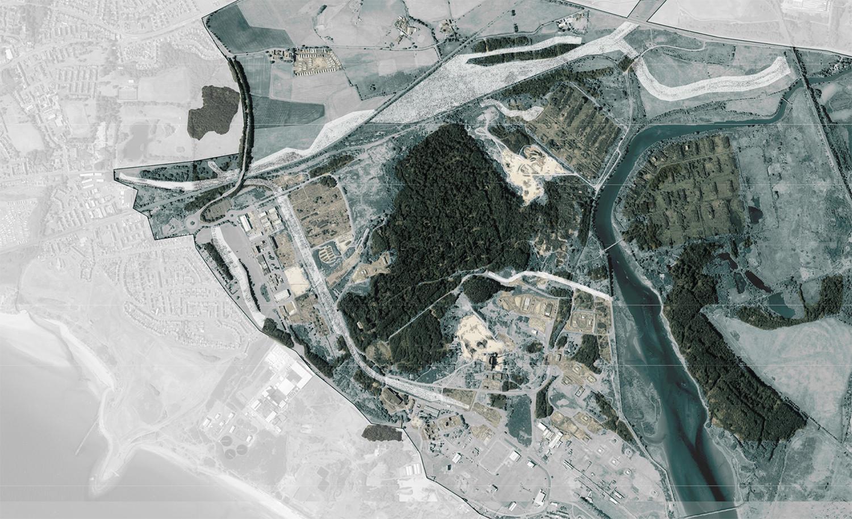 Garnock Valley: Site Inventory, Photoshop, 2020
