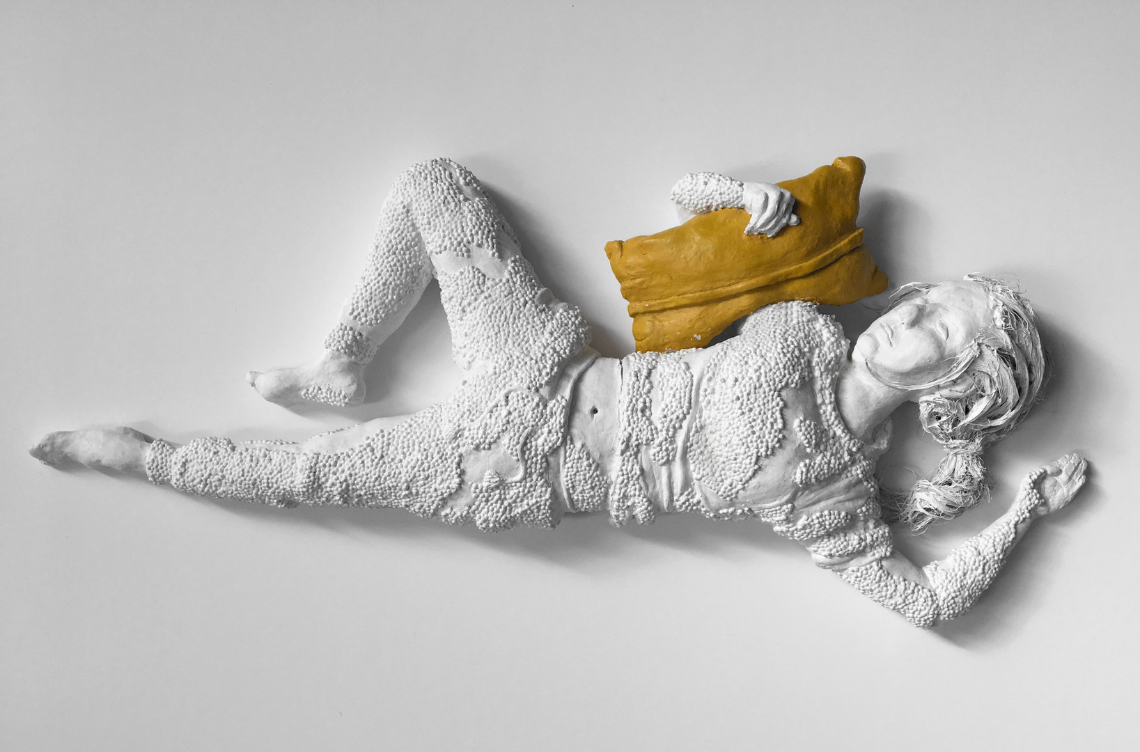 Sculpture Self-Portrait