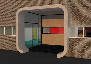 Hollie Middleton - Interior Design BA