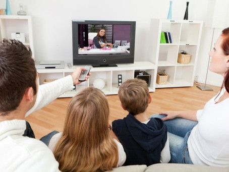 Qual a distância ideal para assistir TV?