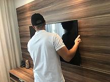 Instalação de Tv em Niterói   Max Serviços