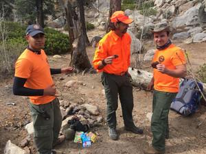 Rescate Sierra San Pedro Mártir 26-10-18