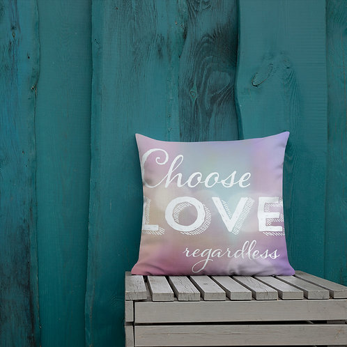 Choose Love - Cushion Magic