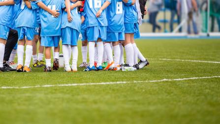 A Friendship Prayer for Teammates