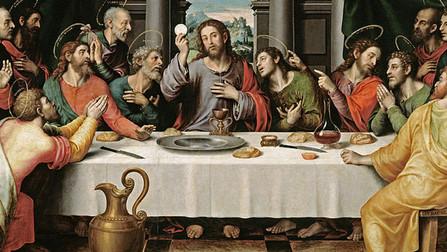 A Prayer for Holy Thursday