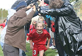 Youth Girls Soccer Parent Tunnel Madi.JP