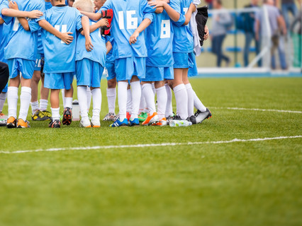 A Team Prayer Before a Season