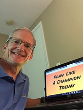 Play Like a Champion Director of Operations Jim Power