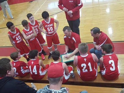 The Coach's Prayer