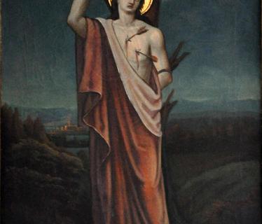 Saint Sebastian Prayer