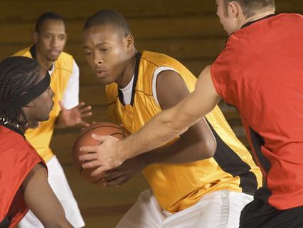 A Basketball Player's Prayer