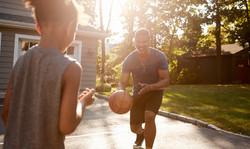 FatherDaughter Basketball