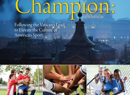 New Book Provides Opportunity to Elevate the Culture of Sports