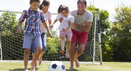 A Sports Parent's Prayer