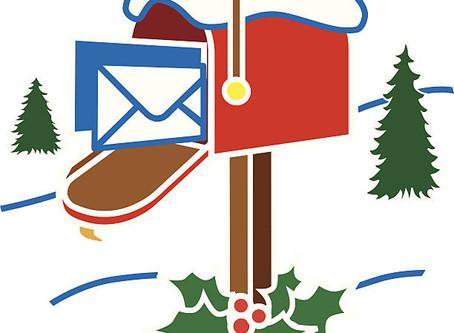 Mailbag of Champions: December Edition
