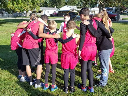 A Team Prayer to the Blessed Virgin Mary