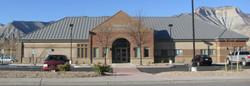 Parachute Town Hall