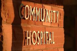 community hospital 1