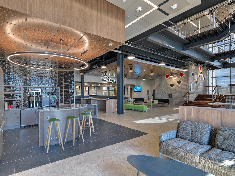Coffee Bar in Lobby
