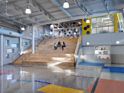 Commons and learning stair