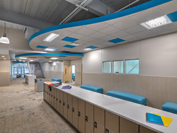 Classroom wing