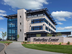 Entrance to Timberline Center