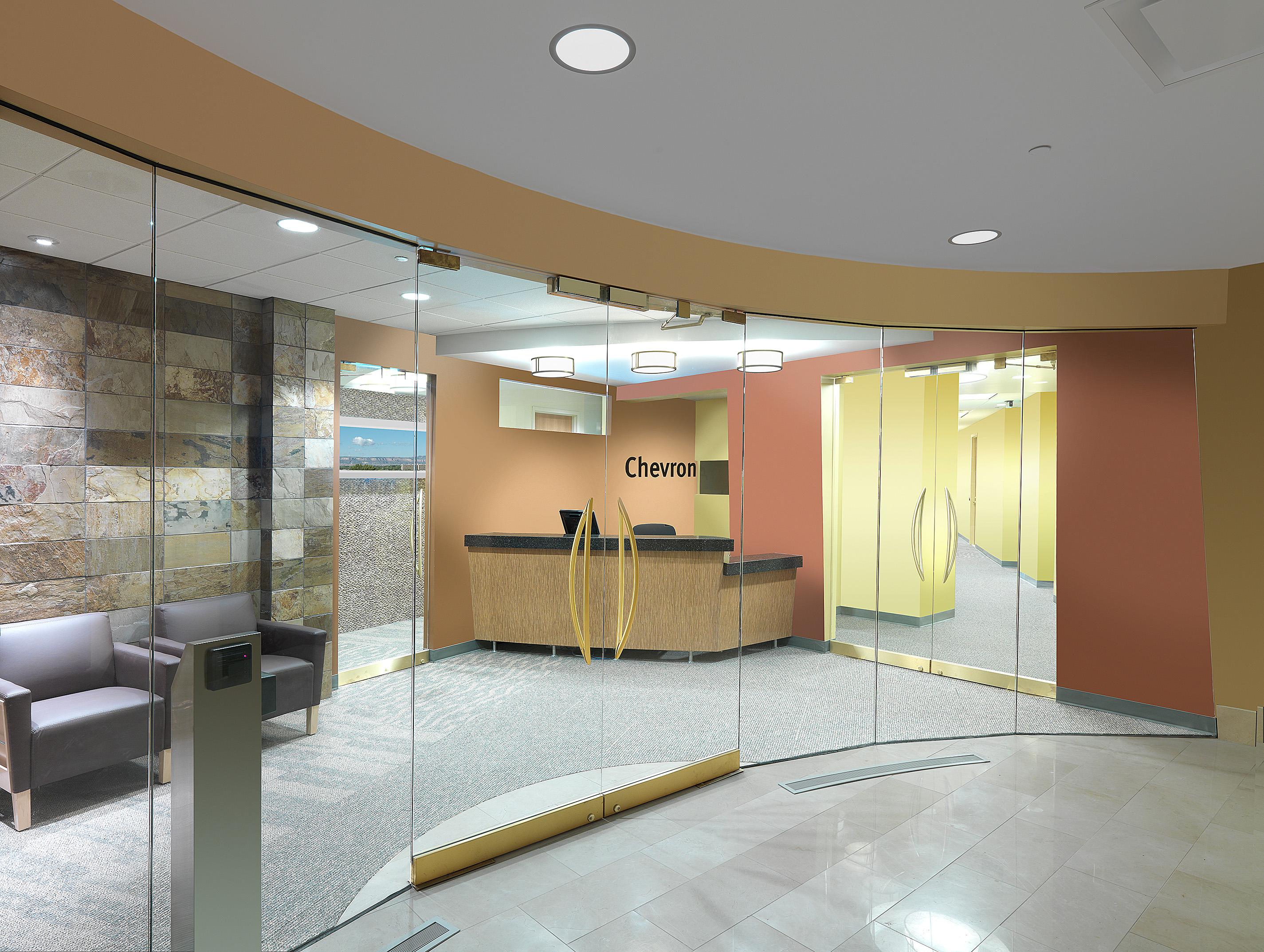 Chevron Reception