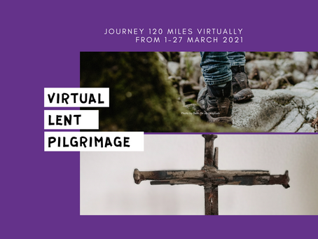 Virtual Lent Pilgrimage