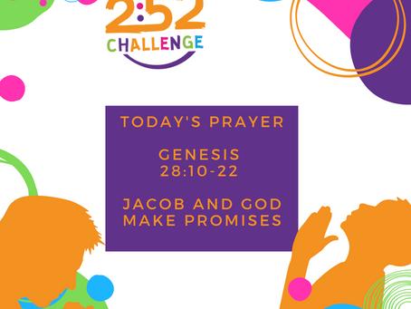 Jacob and God Make Promises