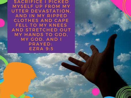 Ezra Prays For Forgiveness