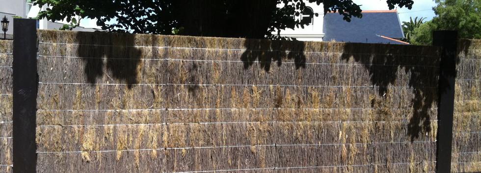 sliding gate Mornington Peninsula Fences Brush fence