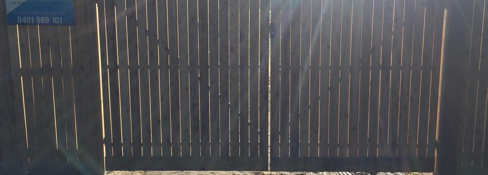 gates Mornington Peninsula Fences