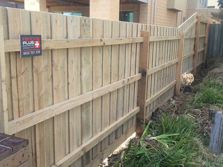 Getting a fence quote