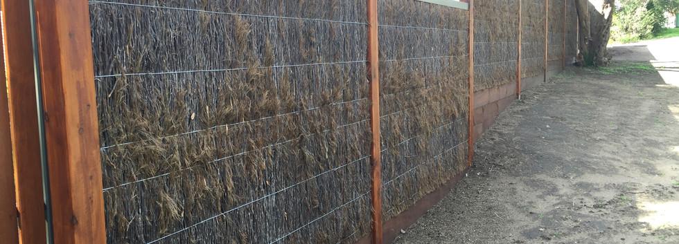 brush fence Mornington Peninsula Fences