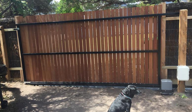 Motorised gate Mornington Peninsula Fences