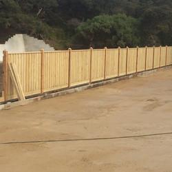 Instagram - Paling fence #fencingplus #fencing #fast2k #fence #treatedpine #builttolast #boundrieswi
